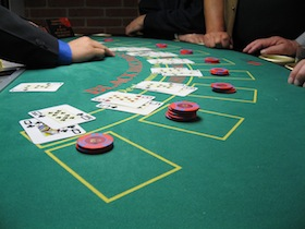 Often, the first mistake can be sitting down at a blackjack table in the first place.